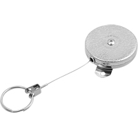 Self Retracting Key Chains #487-HD ON544 | NIS Northern Industrial Sales