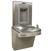 VersaFiller™ Water Fountain & Bottle Fillers ON555 | TENAQUIP