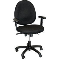 Mid Back Drafting/Task Chairs ON565 | NIS Northern Industrial Sales