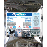 Optico® Professional Cleaning Wipes ON589 | TENAQUIP