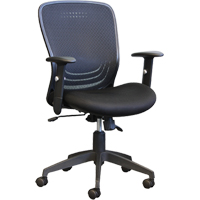 Activ® A-99 Mid-Back Mesh Syncro-Tilter Office Chairs ON711 | NIS Northern Industrial Sales