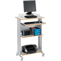 Muv™ Stand-Up Workstations ON730 | NIS Northern Industrial Sales