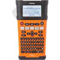 Brother® PT-E300VP Industrial Handheld Labelling Tool Kits ON750 | NIS Northern Industrial Sales