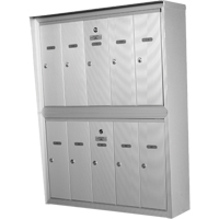 Double Deck Wall Mounted Mailboxes OP360 | TENAQUIP