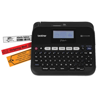 Brother® PT-D450 PC-Connectable Label Printers OP425 | NIS Northern Industrial Sales