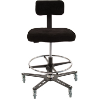 TF160 Welding Grade Ergonomic Chair OP492 | NIS Northern Industrial Sales