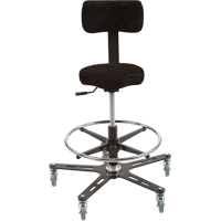 TF150 Welding Grade Ergonomic Chair OP503 | NIS Northern Industrial Sales