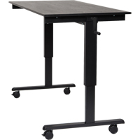 Adjustable Stand-Up Desk OP532 | NIS Northern Industrial Sales