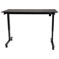 Adjustable Stand-Up Desk OP576 | NIS Northern Industrial Sales