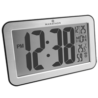 Atomic Wall Clock OP582 | NIS Northern Industrial Sales