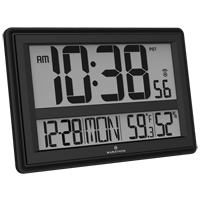 Jumbo Atomic Wall Clock OP590 | NIS Northern Industrial Sales
