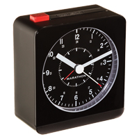 Analog Desk Alarm Clock OP602 | NIS Northern Industrial Sales