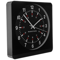 Jumbo Analog Wall Clock OP603 | NIS Northern Industrial Sales