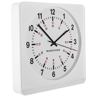 Jumbo Analog Wall Clock OP604 | NIS Northern Industrial Sales