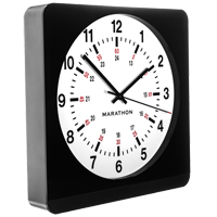 Jumbo Analog Wall Clock OP605 | NIS Northern Industrial Sales
