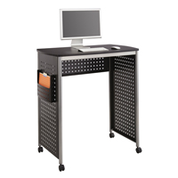 Scoot™ Stand-Up Desk OP651 | NIS Northern Industrial Sales