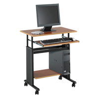 Muv™ Adjustable Desk OP652 | NIS Northern Industrial Sales