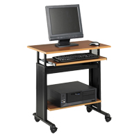 Muv™ Adjustable Desk OP653 | NIS Northern Industrial Sales
