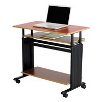 Muv™ Adjustable Desk OP654 | NIS Northern Industrial Sales