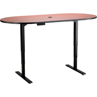 Electric Height-Adjustable Table OP721 | TENAQUIP