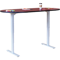 Electric Height-Adjustable Table OP722 | TENAQUIP
