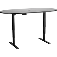 Electric Height-Adjustable Table OP723 | TENAQUIP