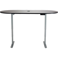 Electric Height-Adjustable Table OP724 | TENAQUIP
