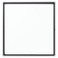Quartet® Euro™ Enclosed Magnetic White Board OP851 | NIS Northern Industrial Sales