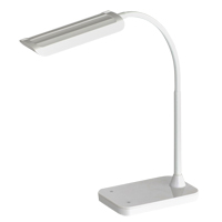 Safco® Mini-Vamp™ LED Task Light OP867 | NIS Northern Industrial Sales