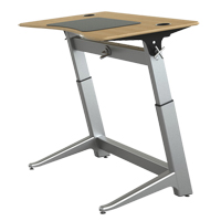 Safco Active® Locus 4 Standing Desk OP868 | NIS Northern Industrial Sales
