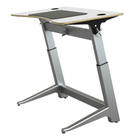 Safco Active® Locus 4 Standing Desk OP869 | NIS Northern Industrial Sales