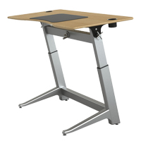 Safco Active® Locus 5 Standing Desk OP870 | NIS Northern Industrial Sales