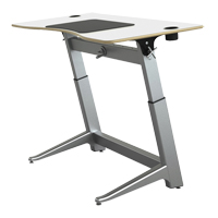 Safco Active® Locus 5 Standing Desk OP871 | NIS Northern Industrial Sales