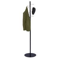 Safco<sup>®</sup> Nail Head Coat Rack OP880 | TENAQUIP