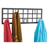 Safco<sup>®</sup> Grid Coat Rack OP881 | TENAQUIP