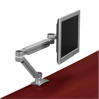 Single Screen Monitor Arm OQ012 | NIS Northern Industrial Sales