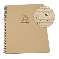 Rite in the Rain® Side-Spiral Notebook OQ411 | TENAQUIP