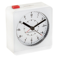 Analog Desk Alarm Clock OQ429 | TENAQUIP