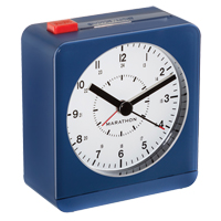 Analog Desk Alarm Clock OQ430 | NIS Northern Industrial Sales