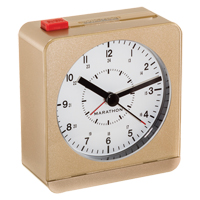 Analog Desk Alarm Clock OQ431 | NIS Northern Industrial Sales