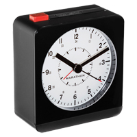 Analog Desk Alarm Clock OQ433 | NIS Northern Industrial Sales