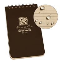 Rite in the Rain® Top-Spiral Pocket Notebook OQ442 | TENAQUIP