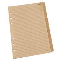 Rite in the Rain® Tab Divider Set OQ447 | TENAQUIP