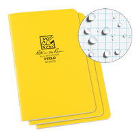 Rite in the Rain® Stapled Notebook OQ547 | TENAQUIP