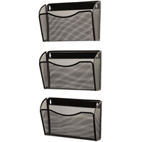 Rolodex® Mesh 3-Pack Hanging Wall Files OTC353 | NIS Northern Industrial Sales