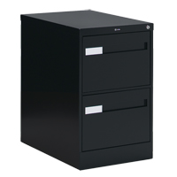Vertical Files With Recessed Drawer Handles OTE611 | NIS Northern Industrial Sales