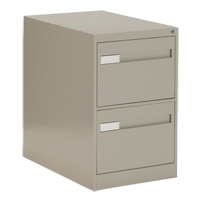 Vertical Files With Recessed Drawer Handles OTE613 | NIS Northern Industrial Sales