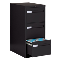 Vertical Files With Recessed Drawer Handles OTE618 | NIS Northern Industrial Sales