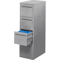 Vertical Files With Recessed Drawer Handles OTE619 | NIS Northern Industrial Sales