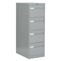 Vertical Files With Recessed Drawer Handles OTE625 | NIS Northern Industrial Sales